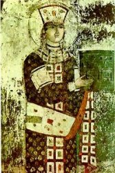 14 მაისი (ახ. სტ.) - ხსენება ქართველთა კეთილმორწმუნე მეფისა თამარისა (1213)