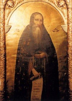 23 ივლისი (ახ. სტ.) - ხსენება ღირსი ანტონი პეჩორელისა (+1073)