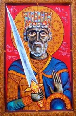 6 ნოემბერი (ახ. სტ.) - ხსენება ნეტარი ელეზვოისი - ეთიოპიის მეფისა (+დაახლ. 553-555)