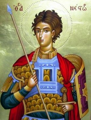 9 ნოემბერი (ახ. სტ.) - ხსენება წმიდა მოწამე ნესტორ თესალონიკელისა (+დაახლ. 306)